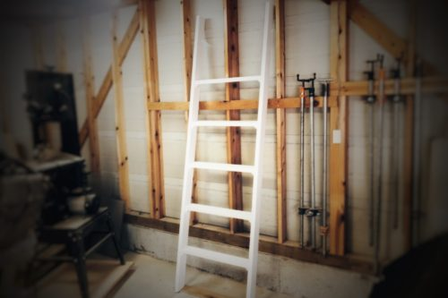 はしご造作